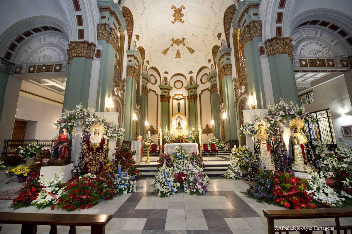 Iglesia de Santa María de Gracia