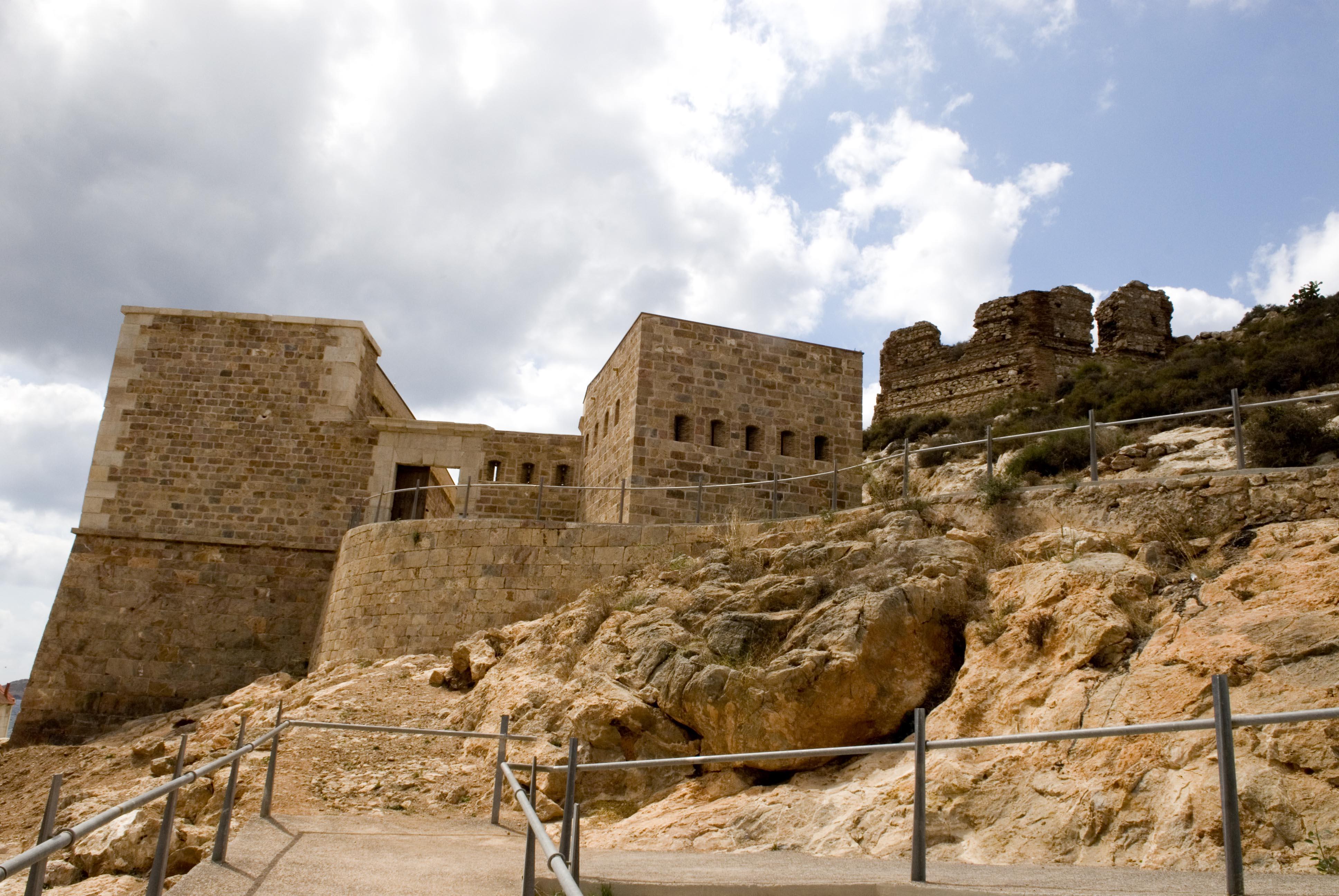 Centro de Interpretación de la Arquitectura Defensiva de Cartagena. Fuerte de Navidad