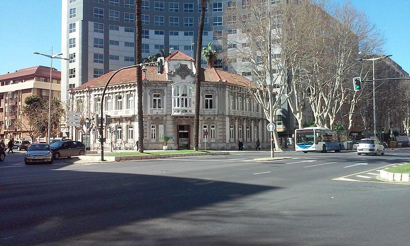 Hotel de la Compañía del Ensanche