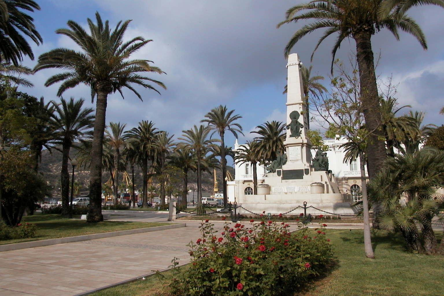 Monumento a los Héroes de Santiago de Cuba y Cavite