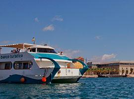 Barco Turístico