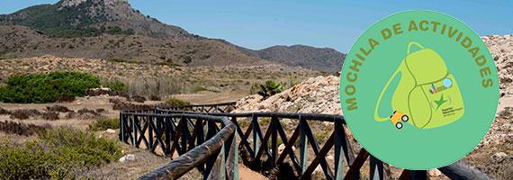 Actividades Parque regional de Calblanque