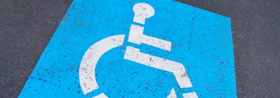 Aparcamientos Discapacitados