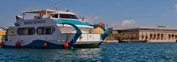 Barco Turístico Cartagena Puerto de Culturas