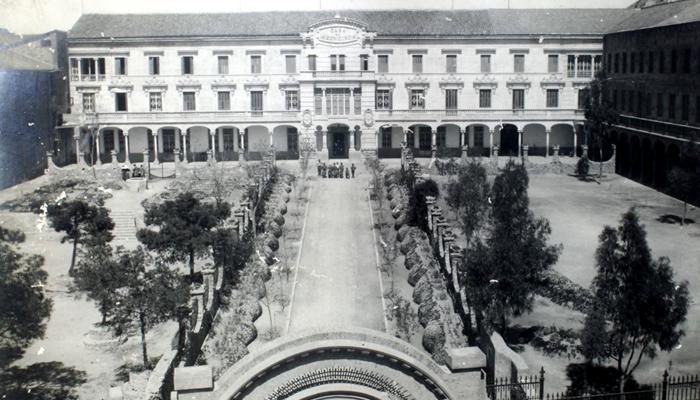 Rectory Building