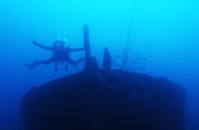 Reserva Marina Cabo de Palos-Islas Hormigas