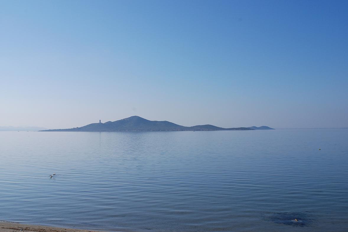 Paisaje Protegido Espacios Abiertos e Islas Del Mar Menor