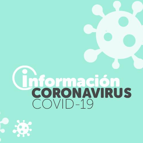 Coronavirus information COVID-19