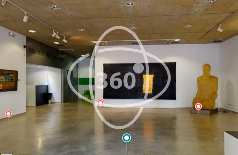 Haus Aguirre. Regionalmuseum für Moderne Kunst. MURAM
