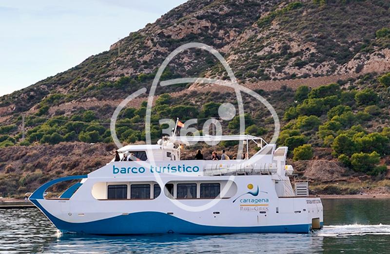 Tourist Catamaran